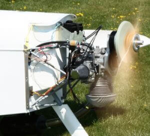 Hirth F-33 28HP - 2stroke